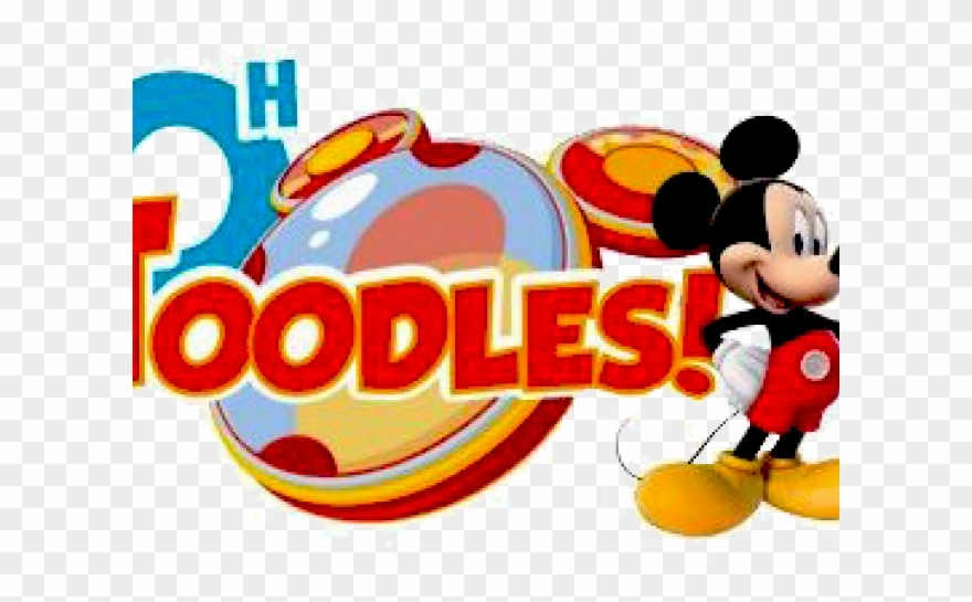 Rain Clipart Mickey Mouse.