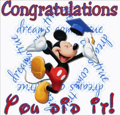 Free Disney Congratulations Cliparts, Download Free Clip Art.