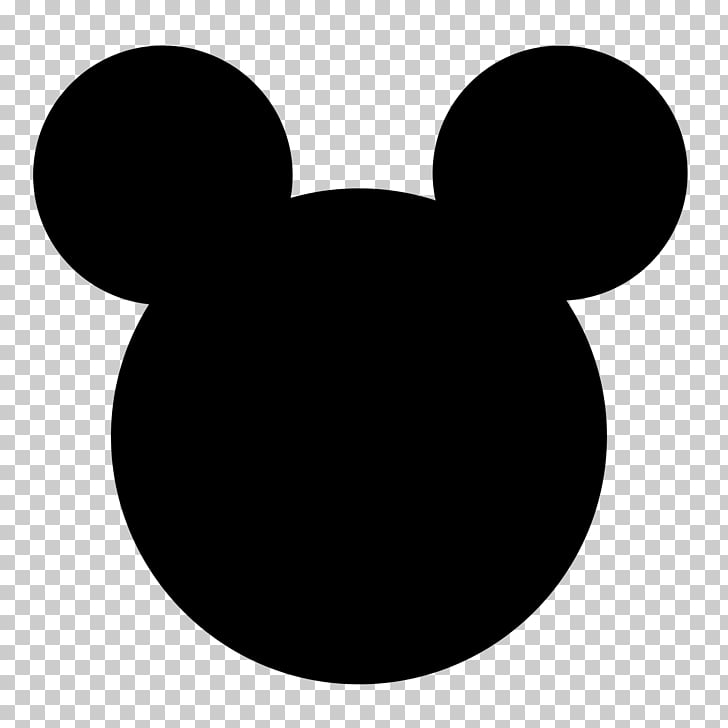 Mickey Mouse Minnie Mouse , ears PNG clipart.