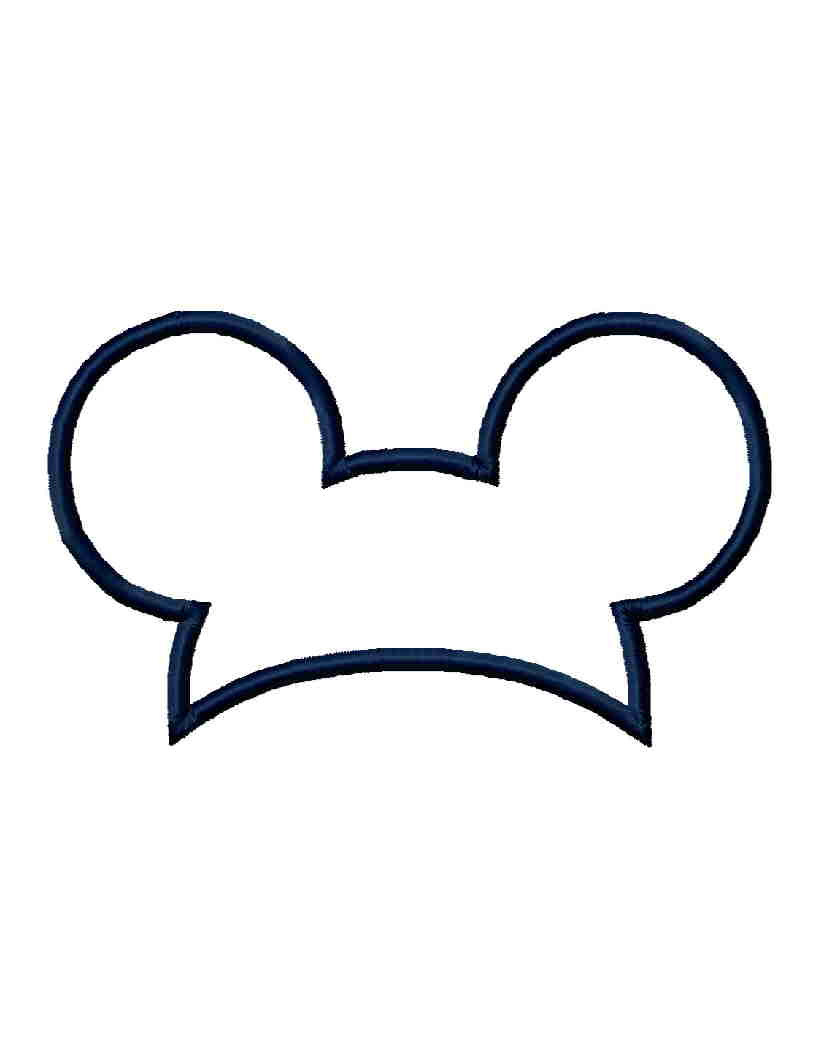 Free Mickey Mouse Ears Image, Download Free Clip Art, Free.