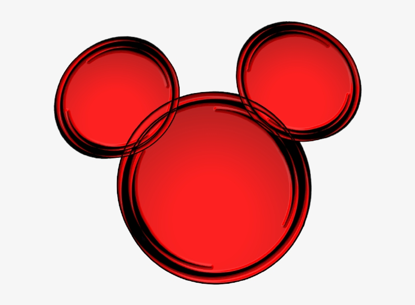 Mickey Mouse Icon Clipart.