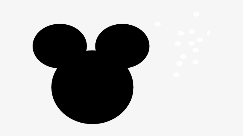 Mickey Mouse Black And White Mickey Mouse Ears Clipart.