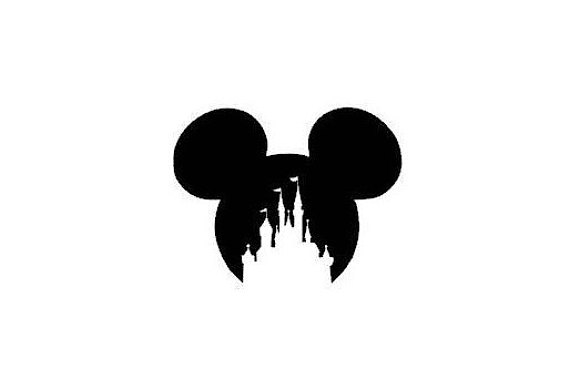 501 Mickey Mouse Ears free clipart.