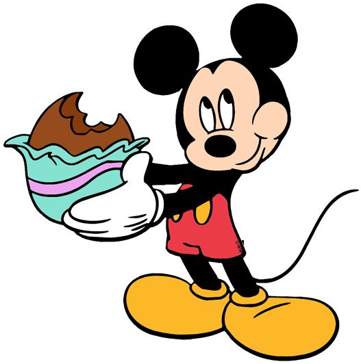 Disney Easter Clip Art.