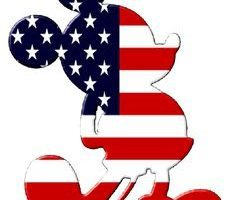 Mickey mouse 4th of july clipart » Clipart Portal.