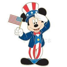 Mickey mouse fourth of july clipart 5 » Clipart Portal.