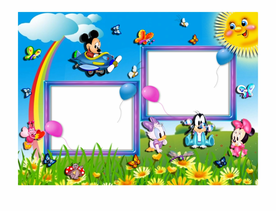 Baby Mickey Mouse Frame 1154047.