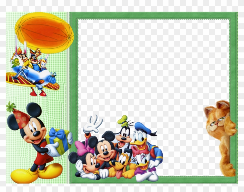 Mickey Mouse Frame Wallpaper Gallery.