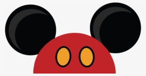 Mickey Mouse Ears PNG, Free HD Mickey Mouse Ears Transparent.