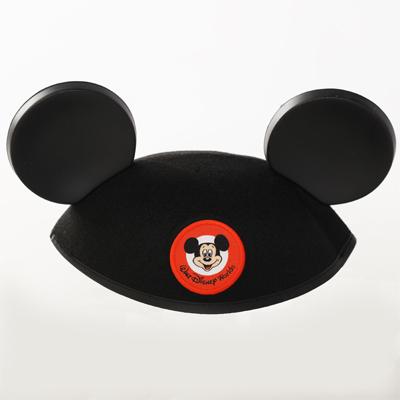 Mickey Ears Hat Adult.