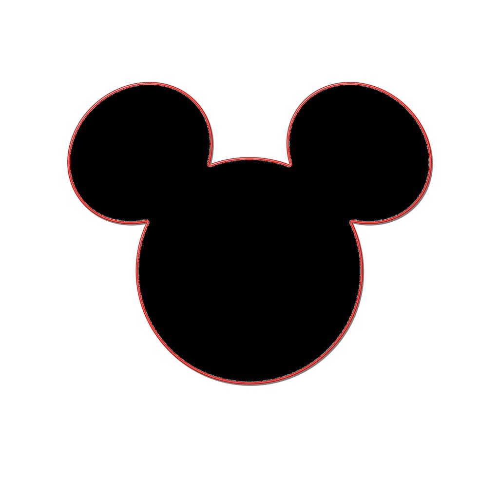 Mickey Mouse Head Clipart Download On Vector.