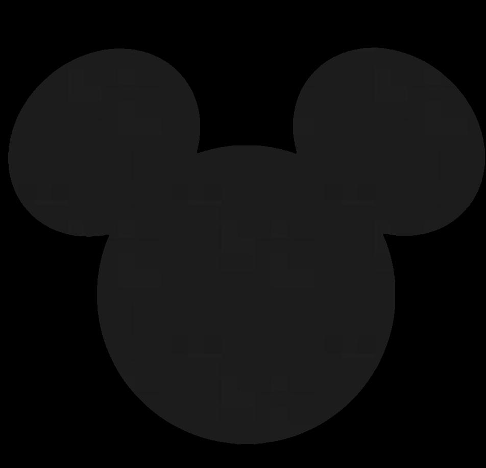 Disney Mickey Mouse Head Clipart.