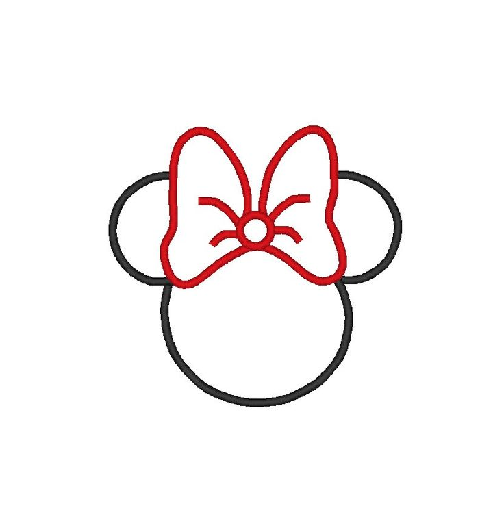 25+ best ideas about Minnie Mouse Silhouette on Pinterest.