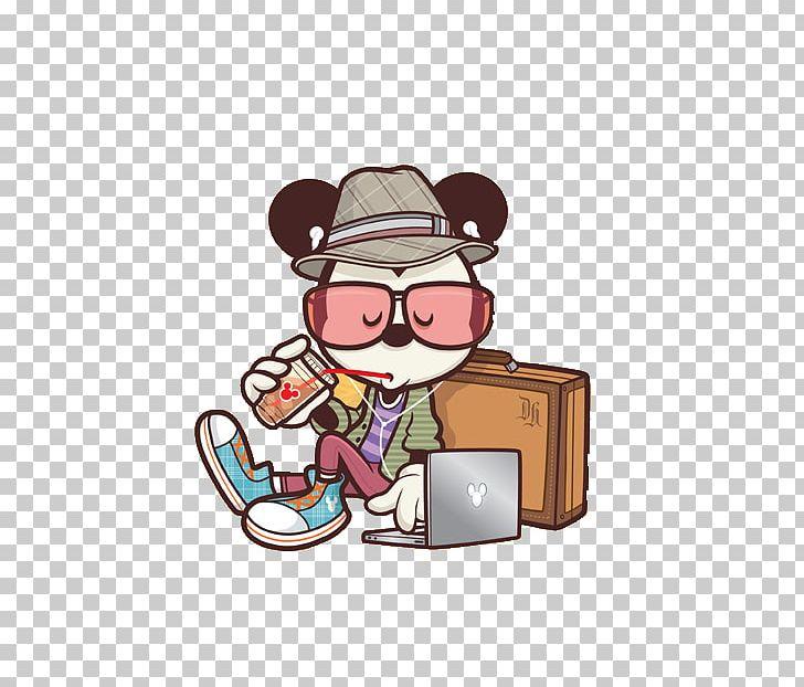 Mickey Mouse Minnie Mouse Trader Sam\'s Enchanted Tiki Bar.