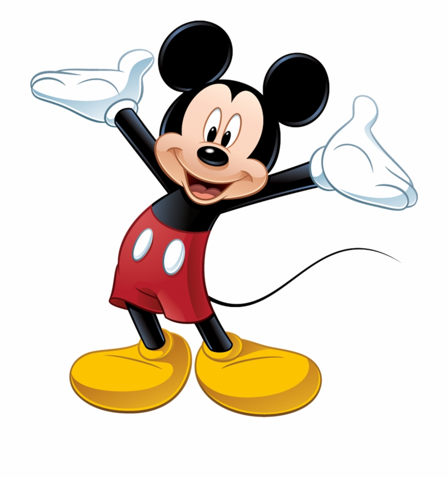 Mickey Minnie Mouse Png Mickey Mouse Images Hd.