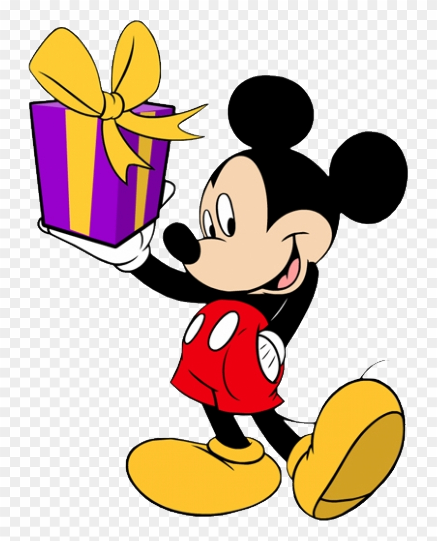 Mickey Mouse Hd Png.