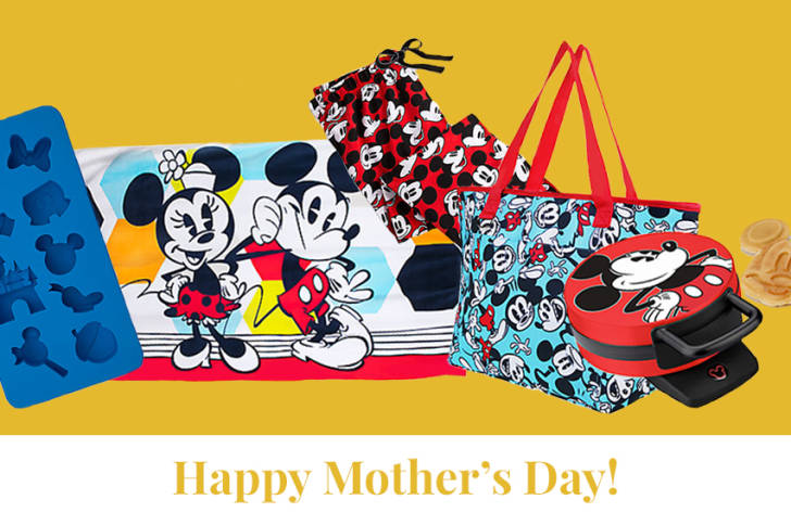Disney Family Mother's Day Gift Guide.