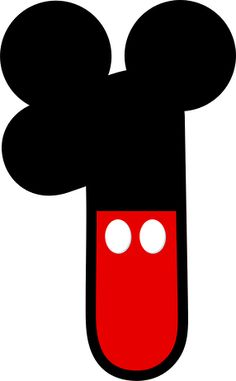 1 clipart mickey mouse, 1 mickey mouse Transparent FREE for.