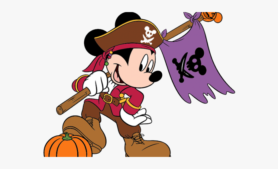Pirate Clipart Minnie Mouse.