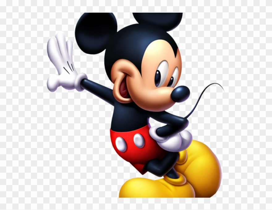 Mickey Mouse Png Hd Clipart (#2744768).