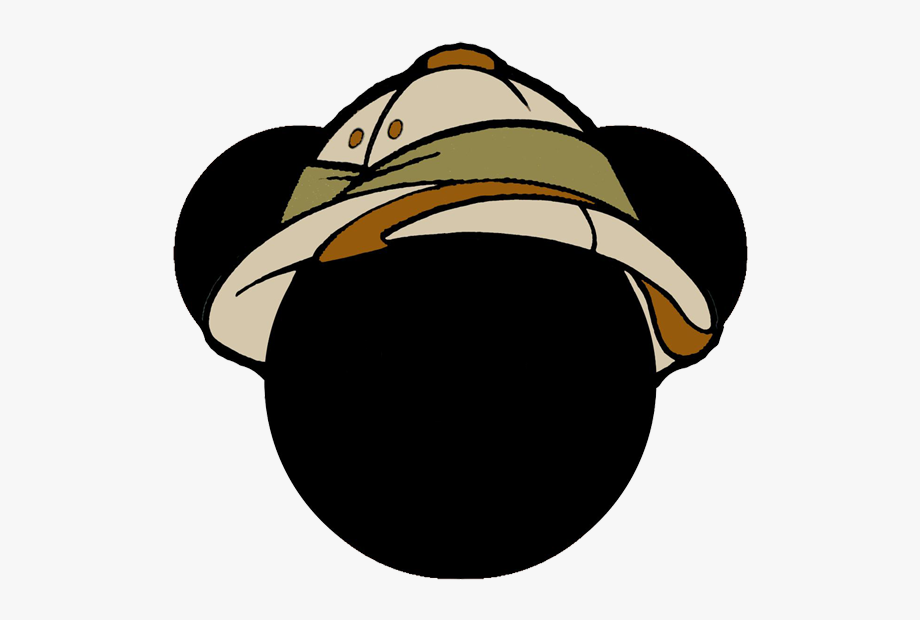 Safari Clipart Mickey Mouse.