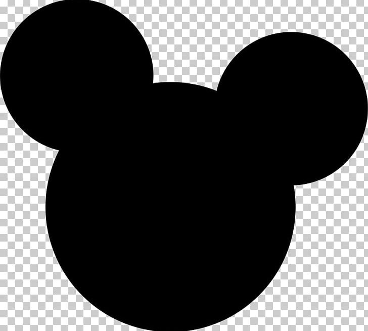Mickey Mouse Minnie Mouse The Walt Disney Company Silhouette.