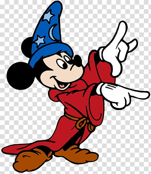 Mickey Mouse YouTube Donald Duck The Sorcerer\\\'s Apprentice.