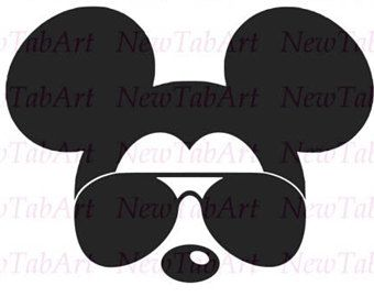 Mickey mouse svg sunglasses Disney Mickey Mouse Sunglasses.