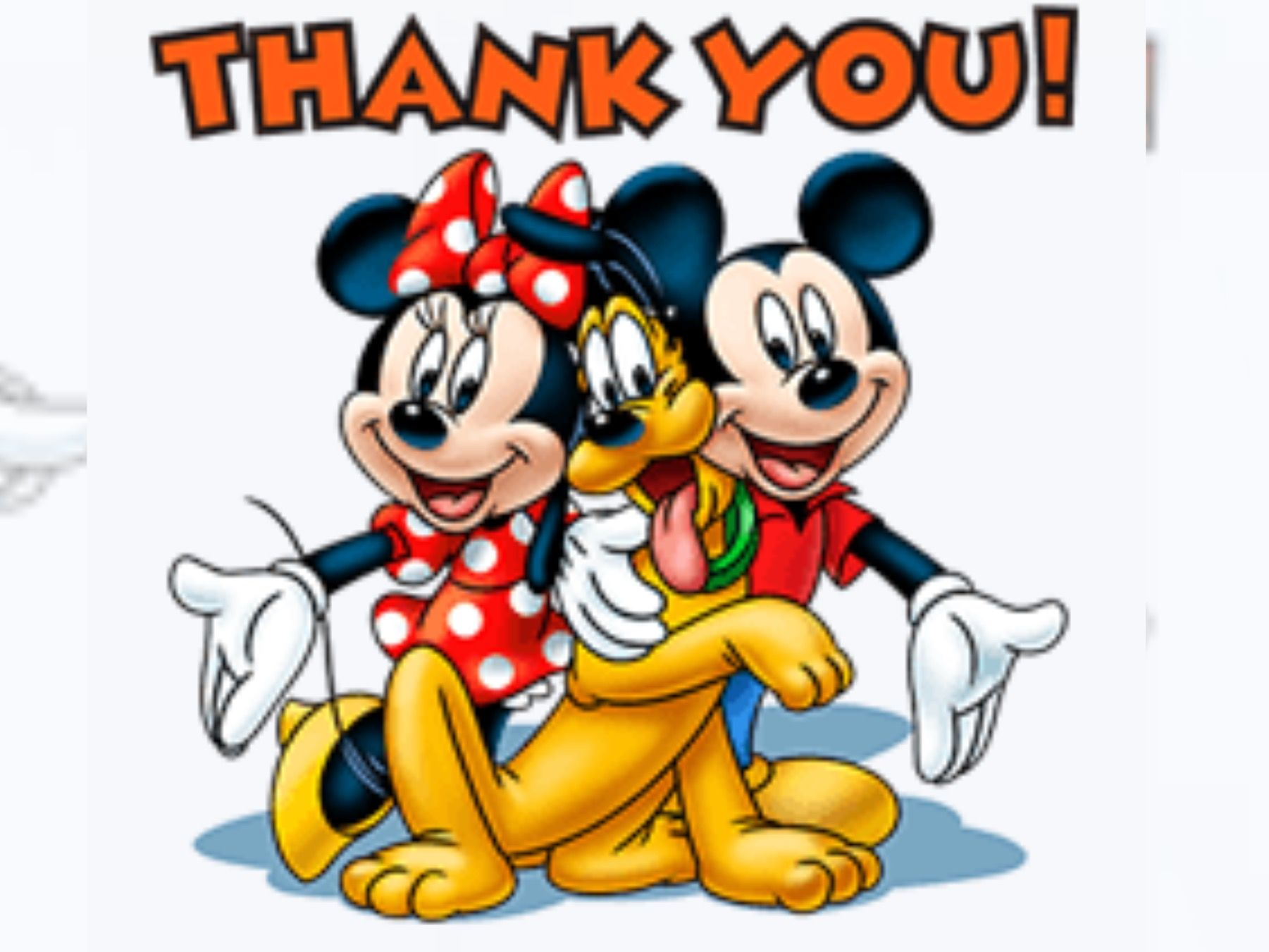 9984 Mickey Mouse free clipart.