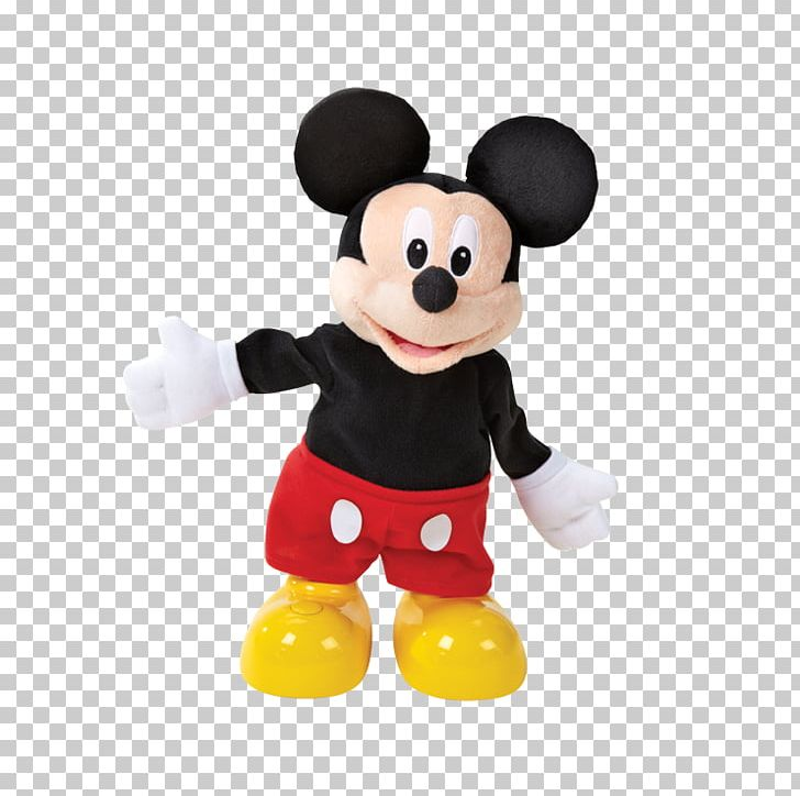 Mickey Mouse Minnie Mouse Dance Toy Fisher.