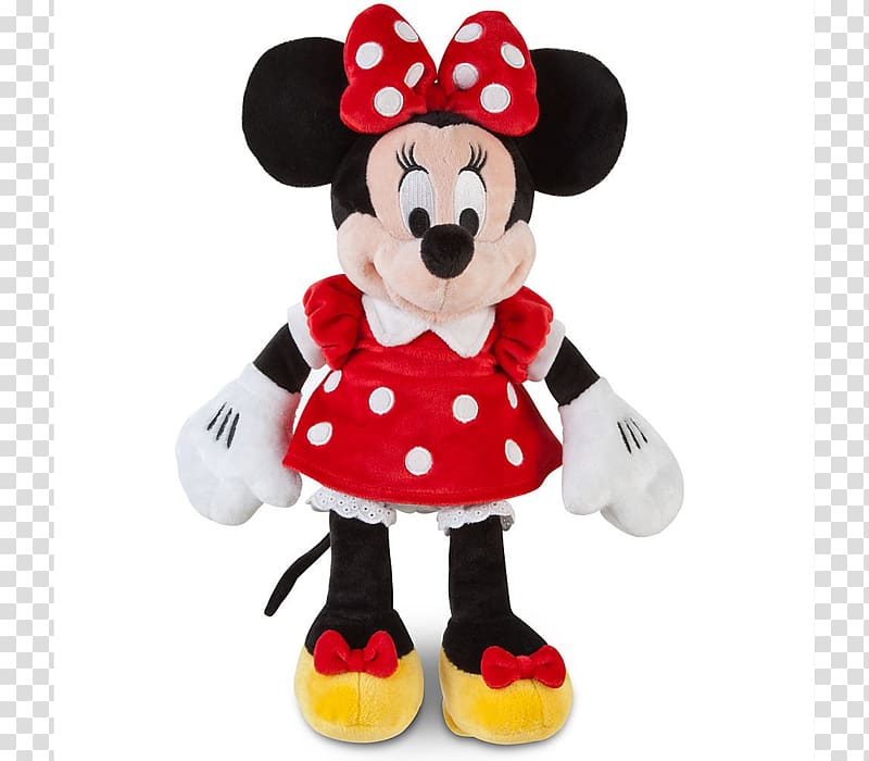 Minnie Mouse Mickey Mouse Stuffed Animals & Cuddly Toys The.