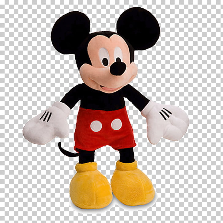 Mickey Mouse Minnie Mouse Stuffed Animals & Cuddly Toys Doll.