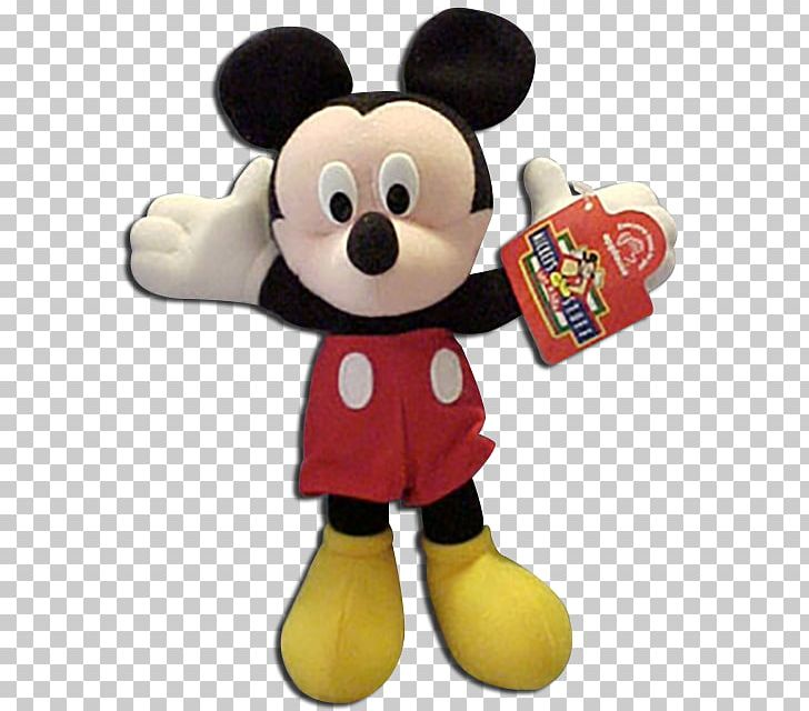 Stuffed Animals & Cuddly Toys Mickey Mouse Minnie Mouse.