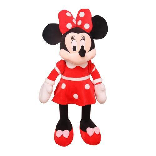 Cute Mickey Mouse and Minnie Mouse Plush Toys.