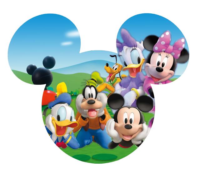 Mickey & The Gang.