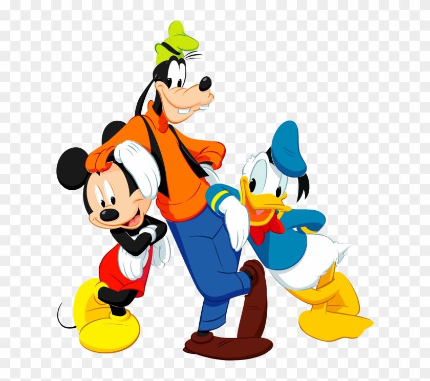 Descarga Gratis Imágenes De Mickey Mouse Y Sus Amigos.