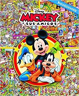 MICKEY Y SUS AMIGOS: Mickey Mouse: 9781503732438: Amazon.com.