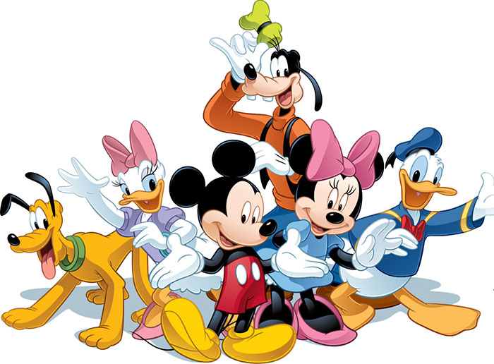 Mickey mouse y sus amigos download free clipart with a.