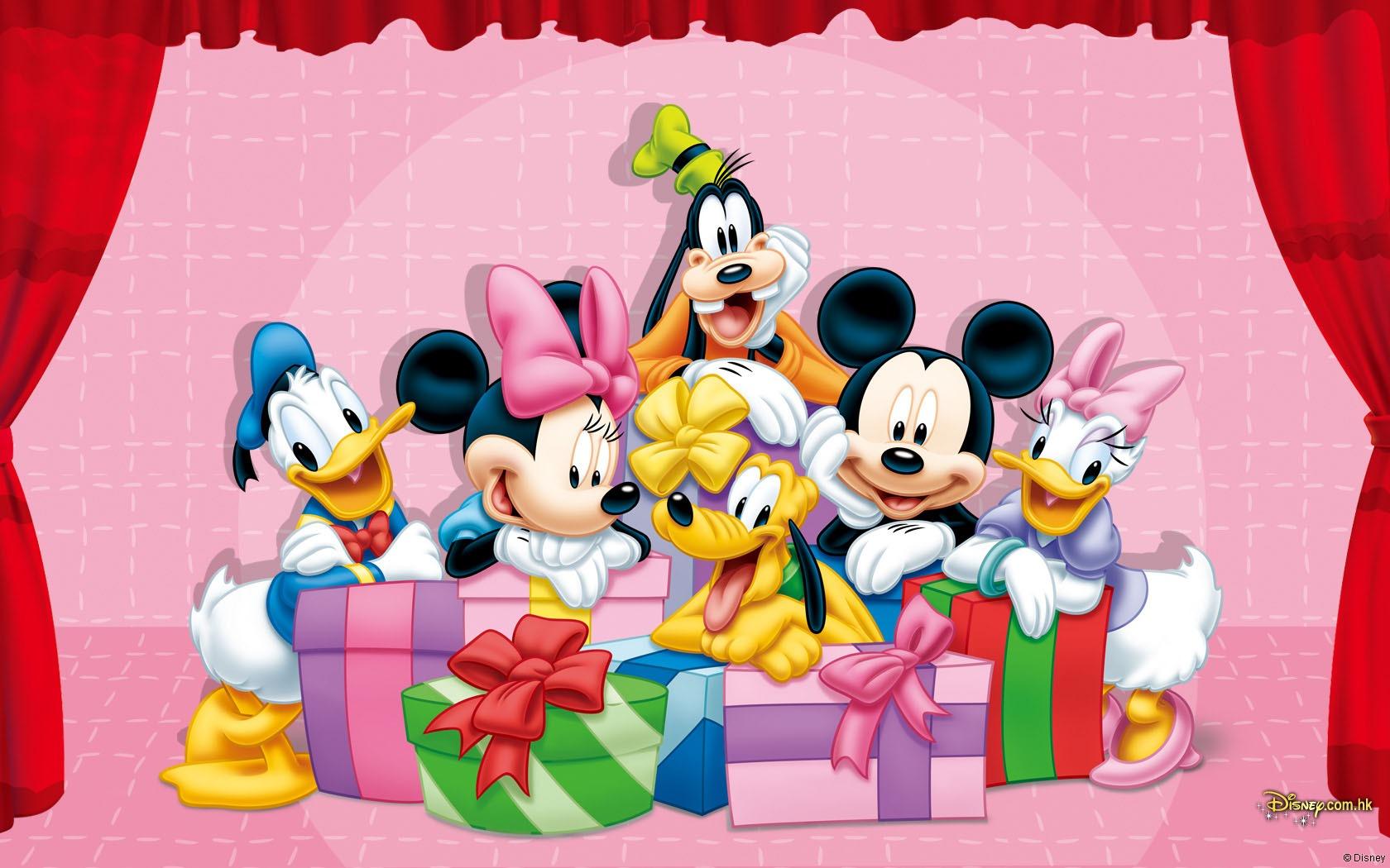 Mickey Y Sus Amigos En Hd.