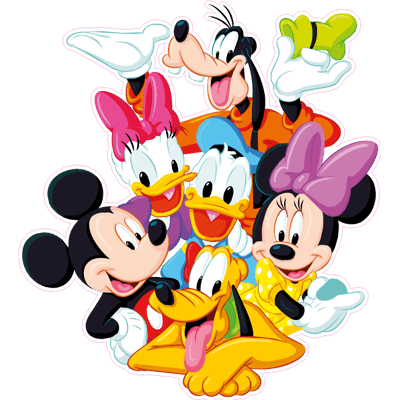 Mickey mouse y sus amigos png » PNG Image.