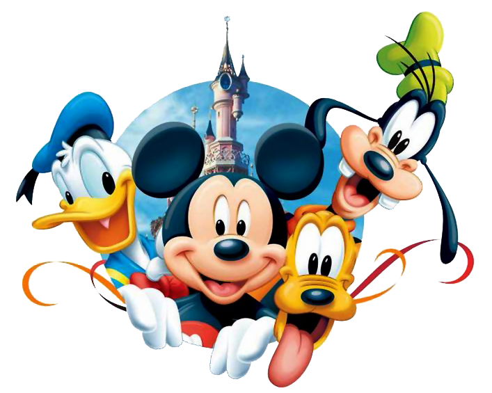 Mickey mouse y sus amigos png 2 » PNG Image.