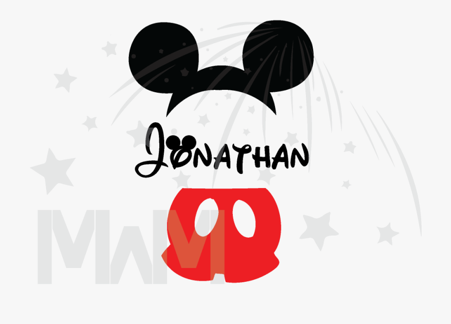 Mickey Mouse Pants Png #93439.
