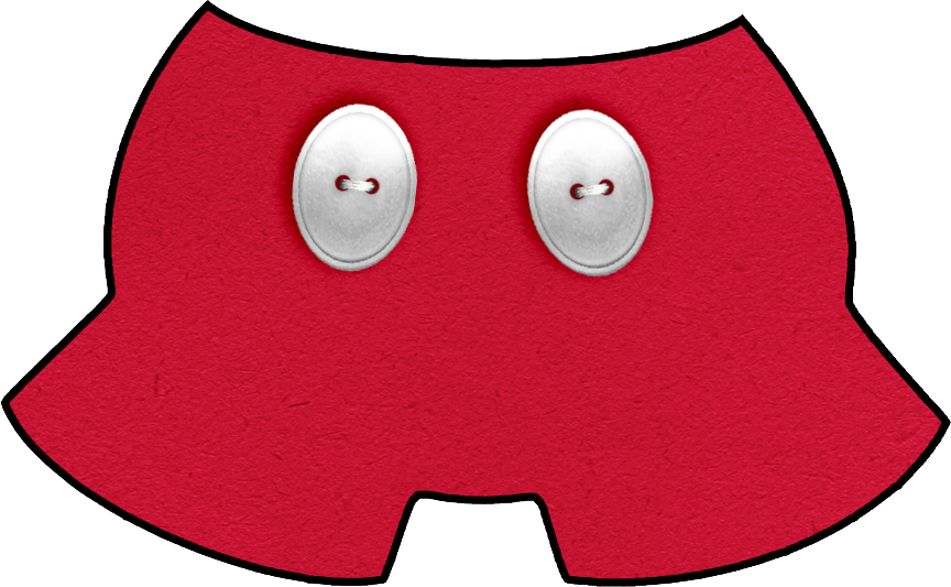 HD Mickey Mouse Pants Png.
