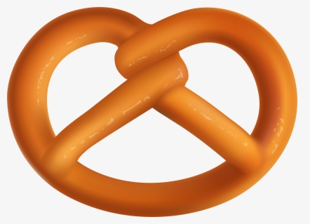 Free Pretzel Clip Art with No Background.