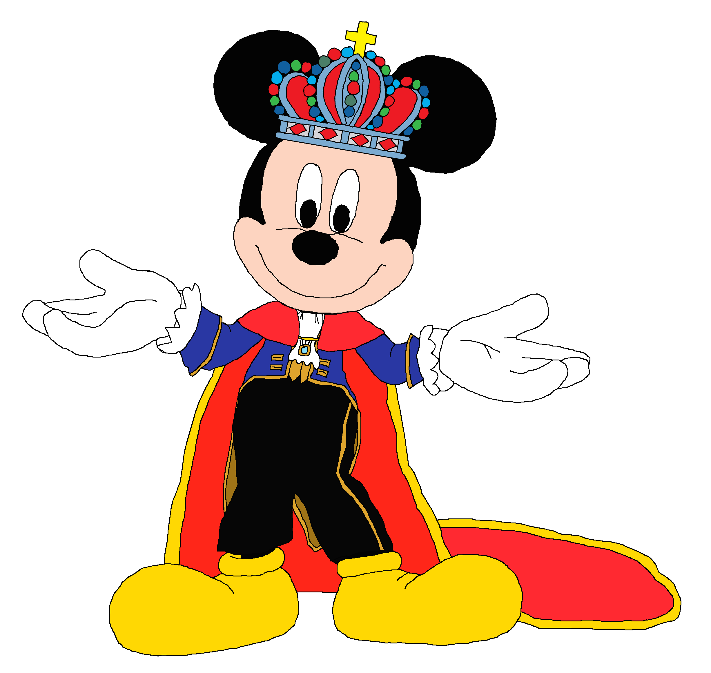 Prince Mickey.
