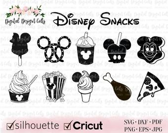 Disney snacks.