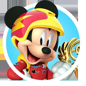 Mickey: Aventuras sobre rodas.