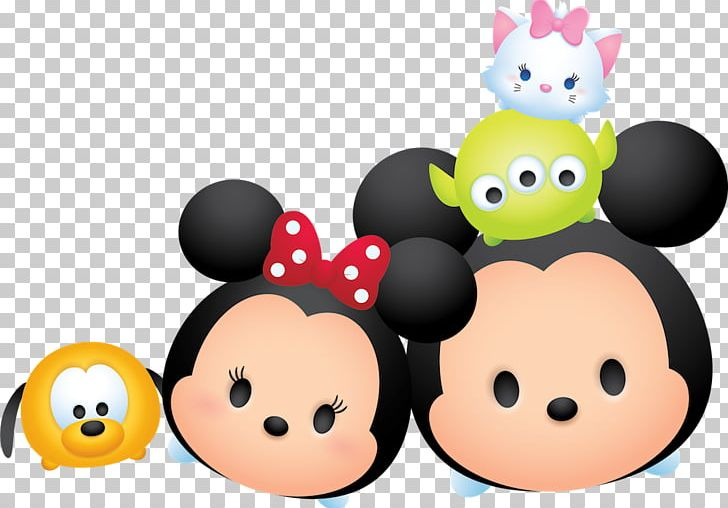 Minnie Mouse Disney Tsum Tsum Mickey Mouse Donald Duck Goofy.