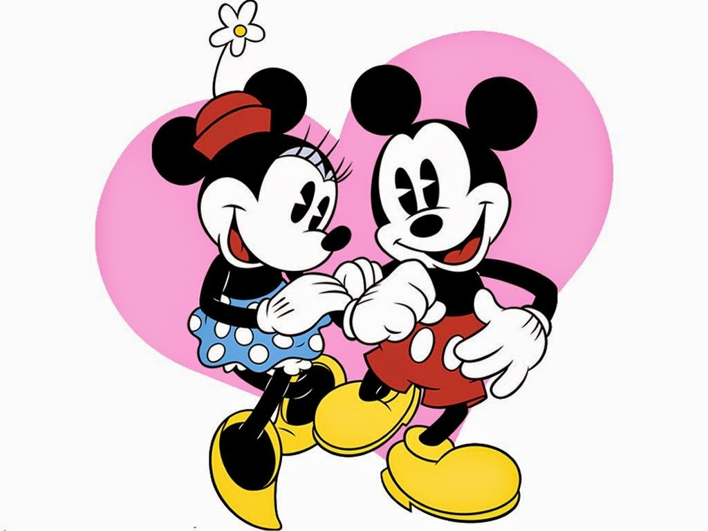 Disney Valentines Day Clipart.