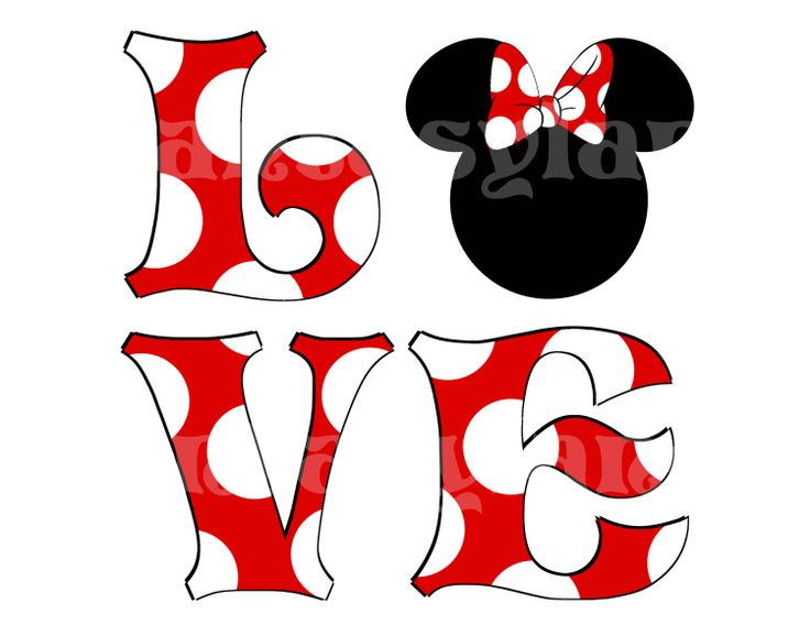 Free Mickey Mouse Valentine Clipart.